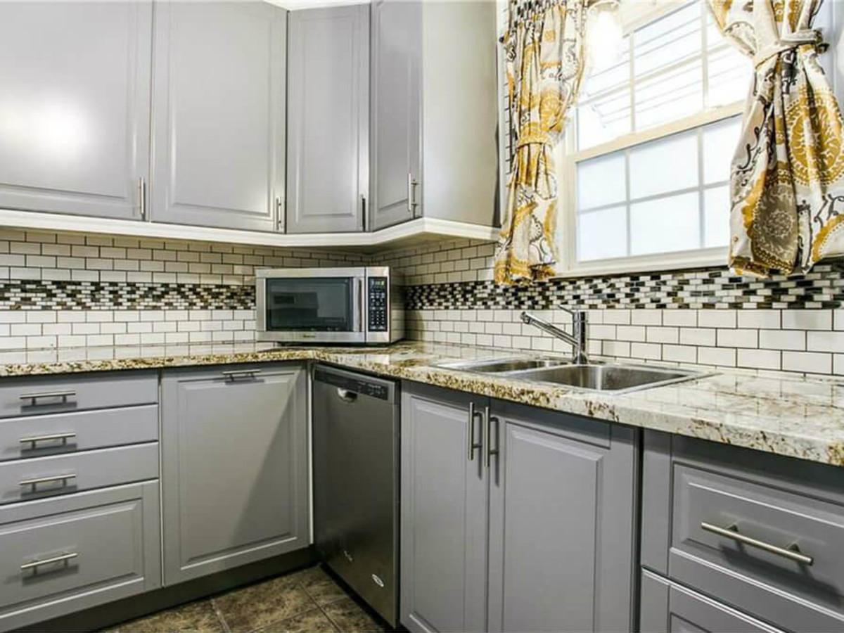 3925 Birchman Ave. Kitchen, Fort Worth