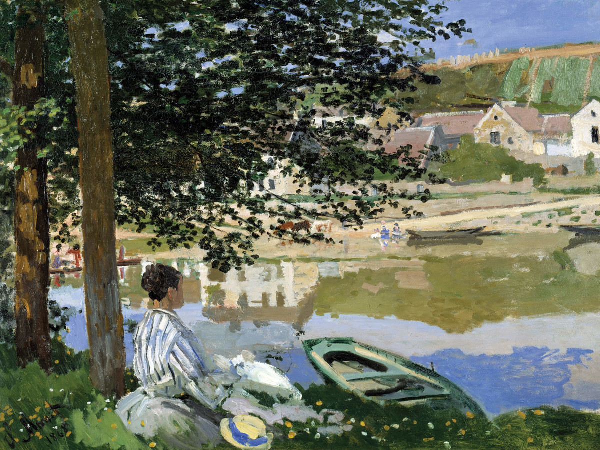 Kimbell Art Museum presents Monet: The Early Years