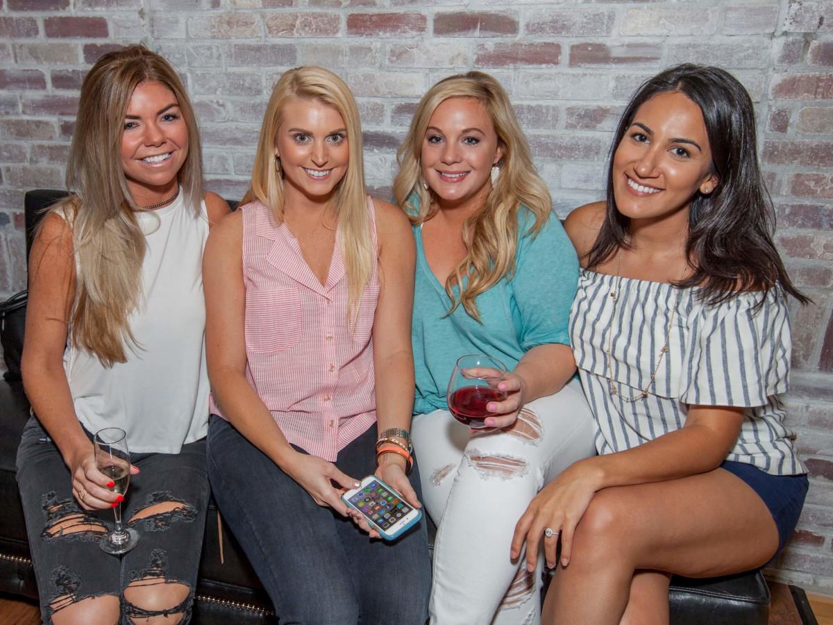 Bowl & Barrell, 7/16, Katie Winans, Mary Kueseer, Stephanie Gura, Christina Porras