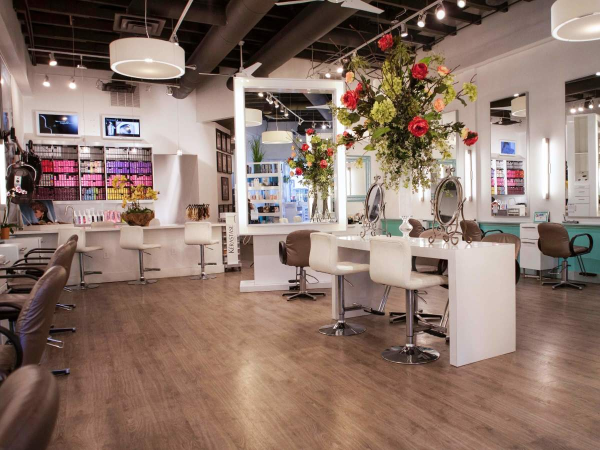 Johnny Rodriguez Salon in Dallas