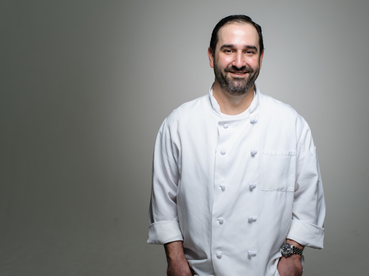 Lucia chef-owner David Uygur