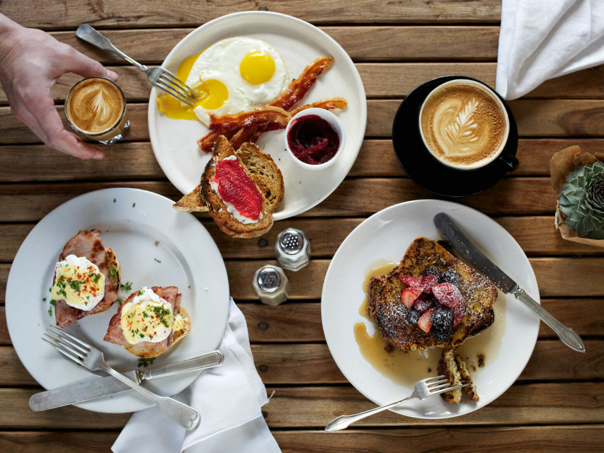 Walton's Fancy and Staple Austin restaurant brunch