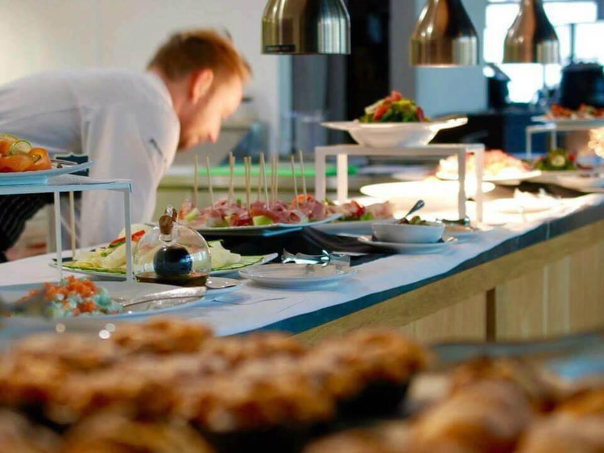 Chef Florian Prelog restaurant Prelog's