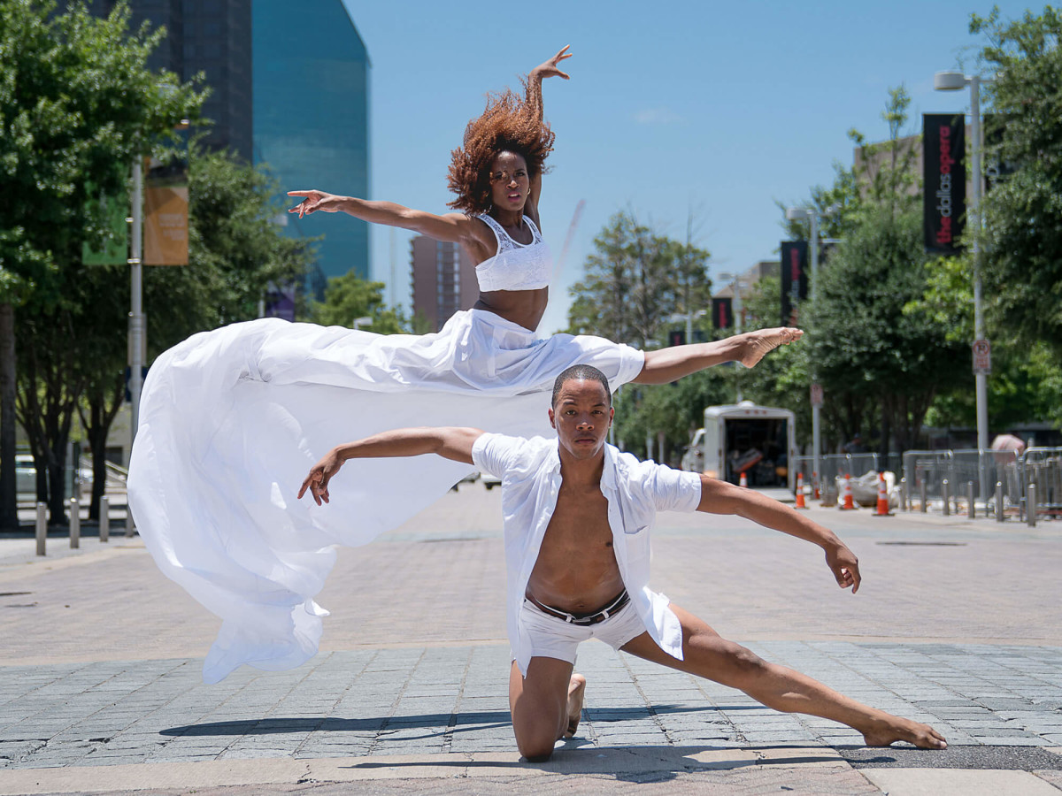 Dallas Black Dance Theatre presents Spring Celebration