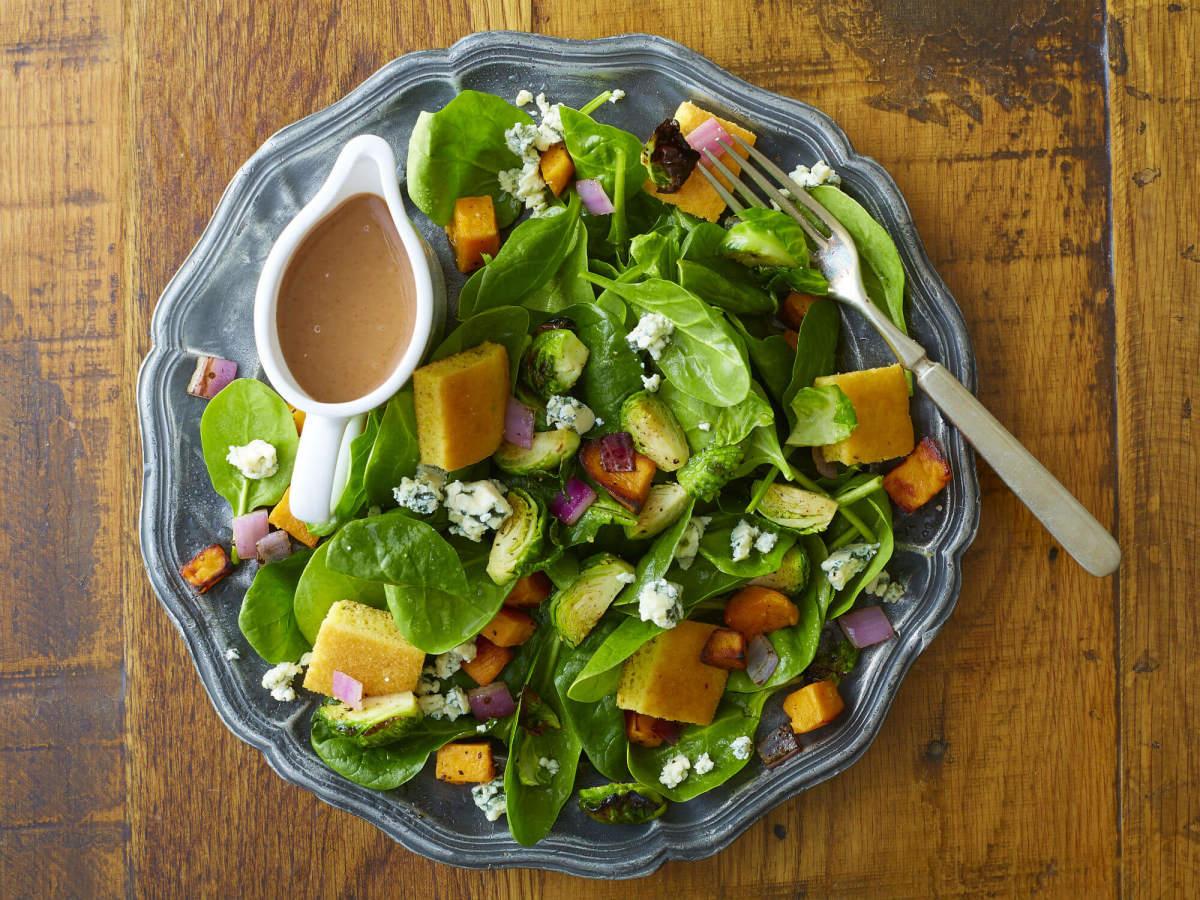 Salad at Alamo Drafthouse