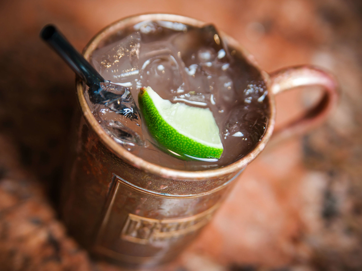 Moscow Mule at Cover 3