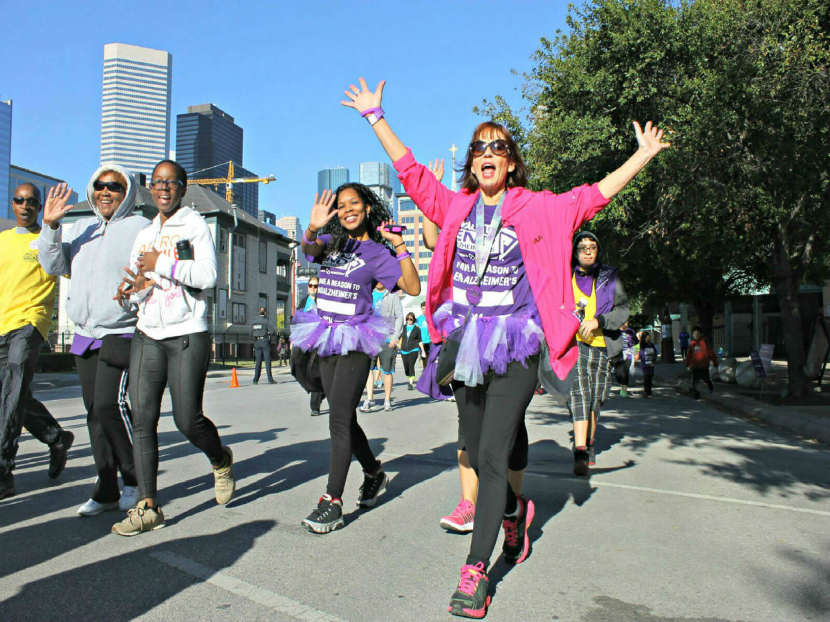 2015 Houston Walk to End Alzheimer's