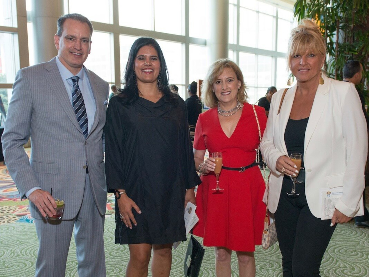 Boys & Girls Club dinner, 9/16 : Bill Goetz, Anita Sehgal, Joey Goetz, Kim Doherty