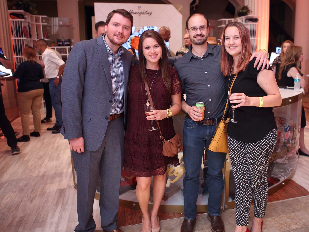 Taste of the Nation, 9/16, Josh Lewis, Jessica Lewis, Scott Hunter, Jennifer Hunter