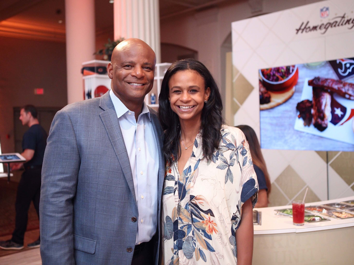 Taste of the Nation, 9/16, Warren Moon, Blair Moon