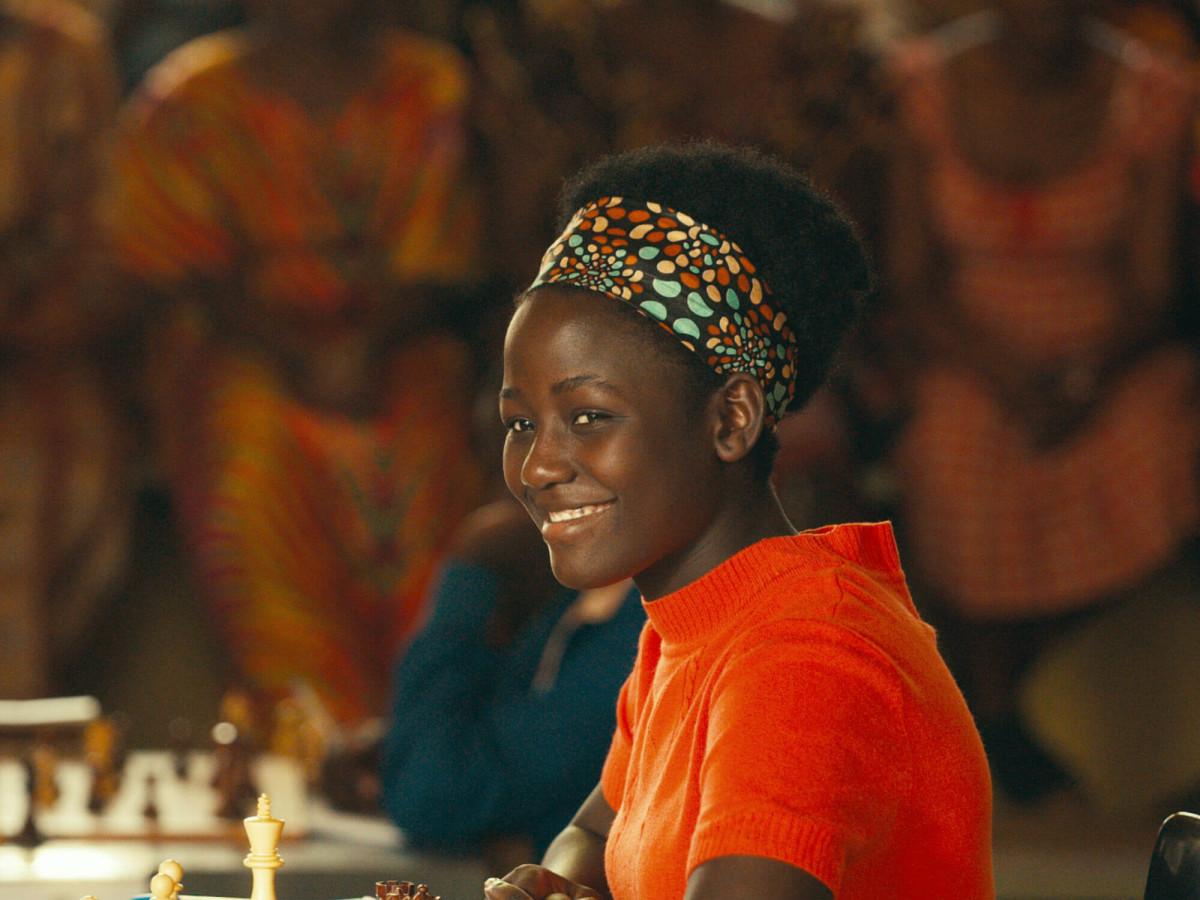 Madina Nalwanga in Queen of Katwe