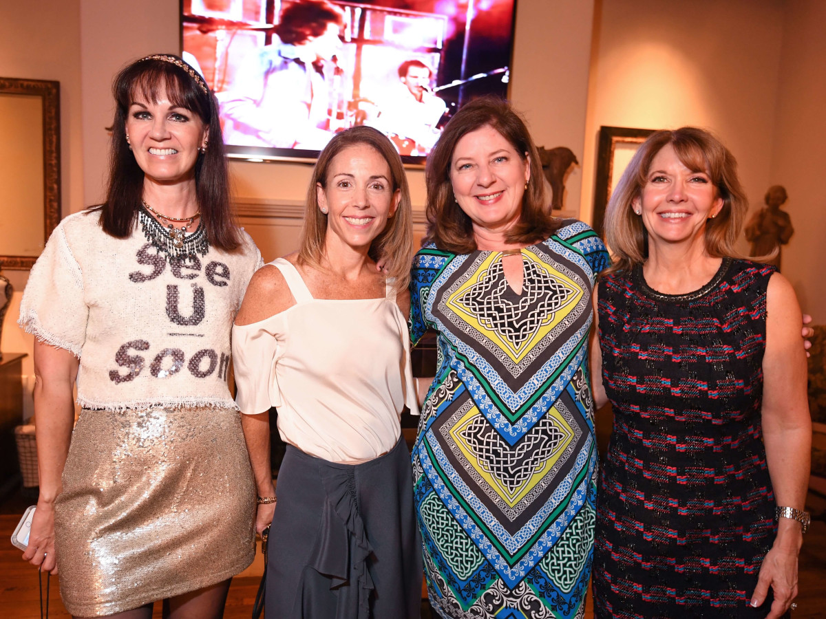 Heart of Fashion, Beth Muecke, Melissa Holton, Sharon Schwartz, Donna Grehn