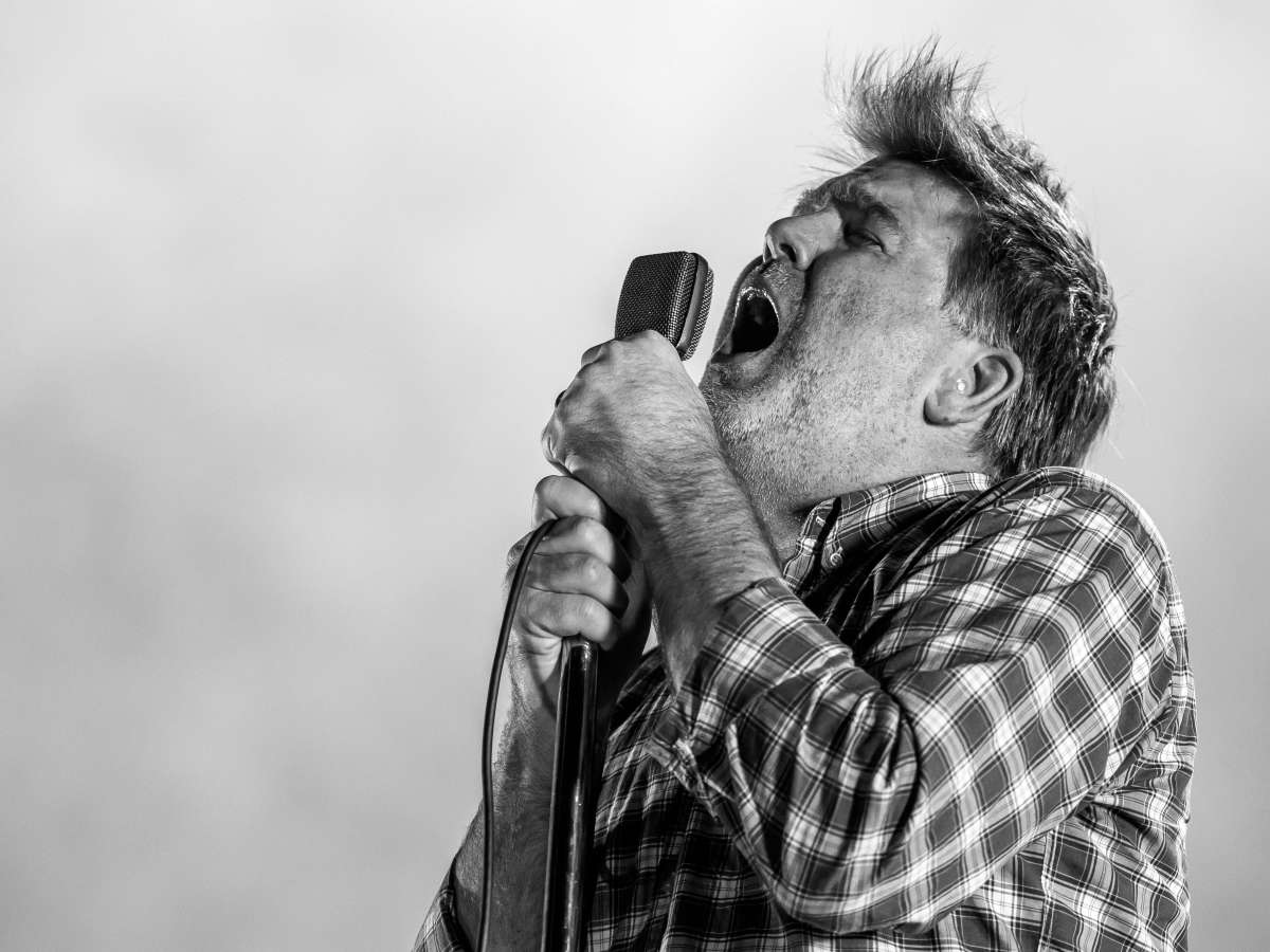 ACL Austin City Limits Music Festival 2016 LCD Soundsystem James Murphy