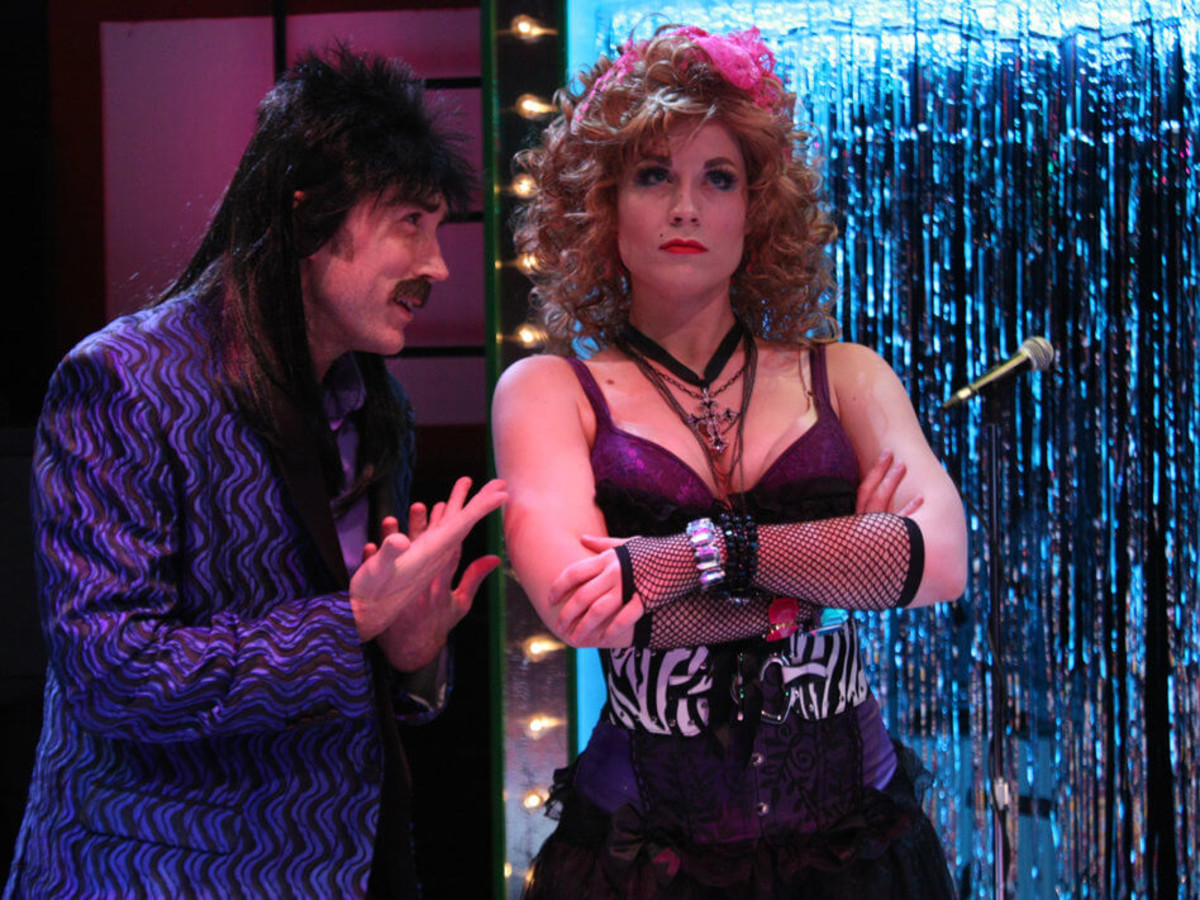 The Wedding Singer at Theatre Three