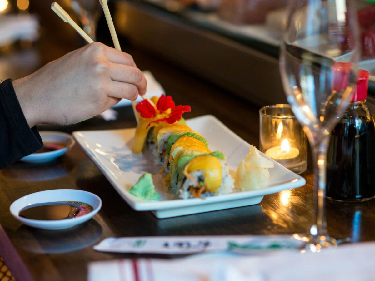 where to eat in san antonio right now: 6 best restaurants for sushi
