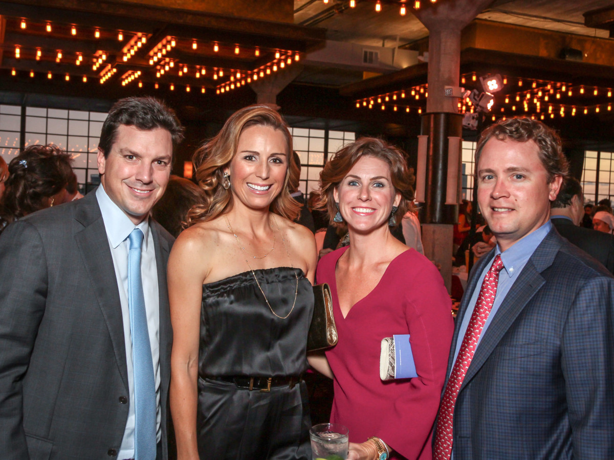 Houston, Home Safe Home Around the World Gala, Oct. 2016, Jeff Gunst, Brooke Gunst, Haley Webster, Barrett Webster