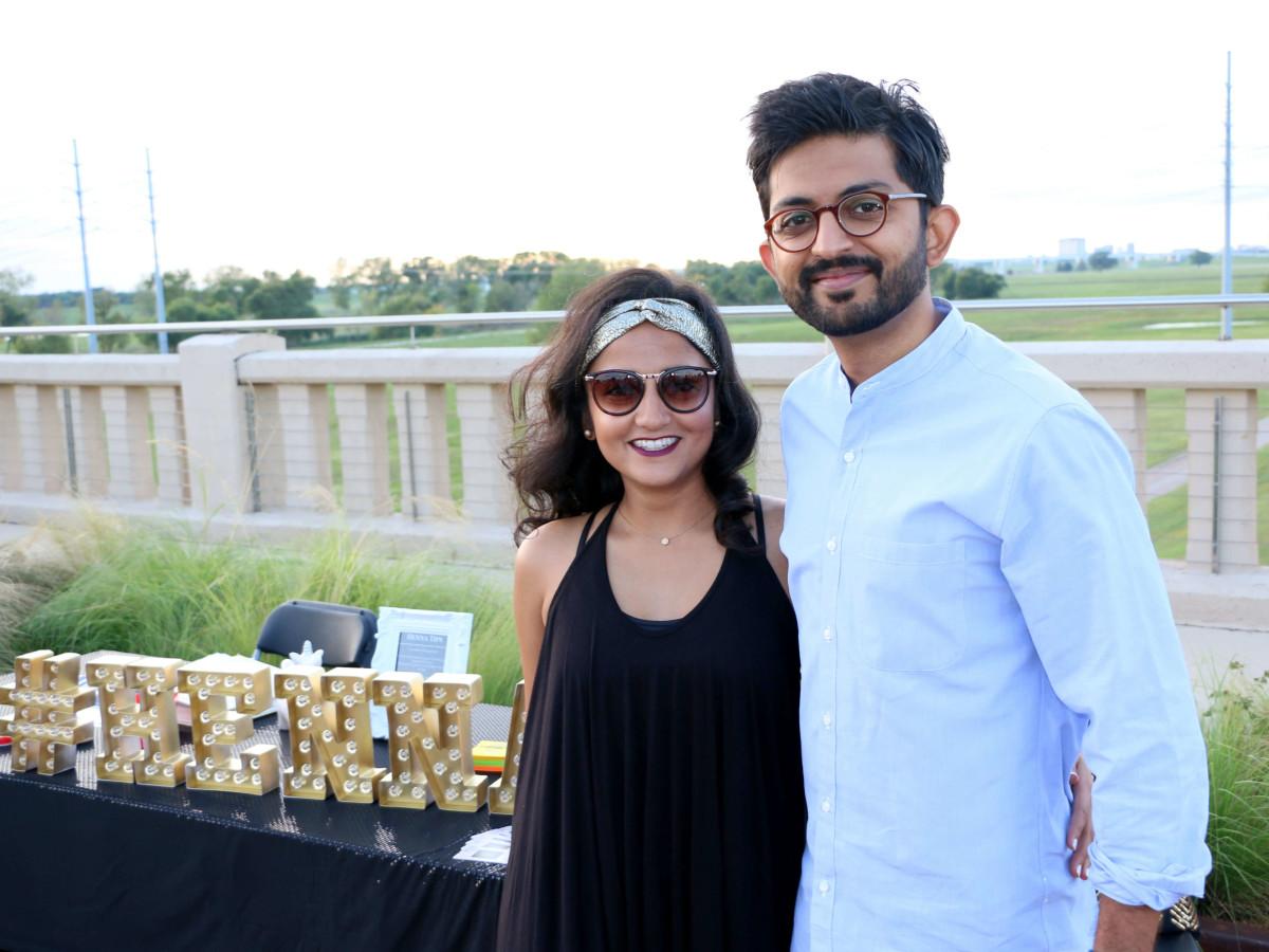 Neha Patel, Ankur Patel