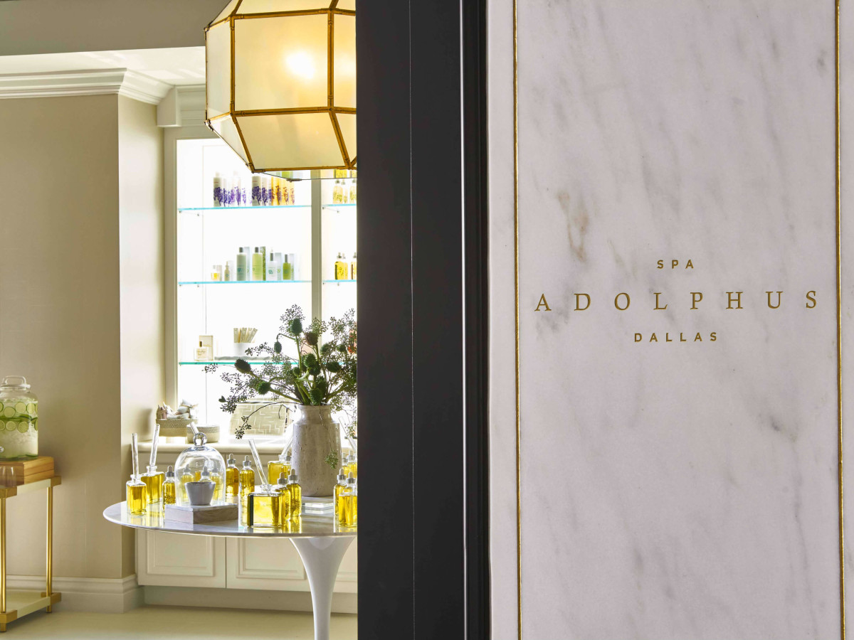 Spa Adolphus in Dallas