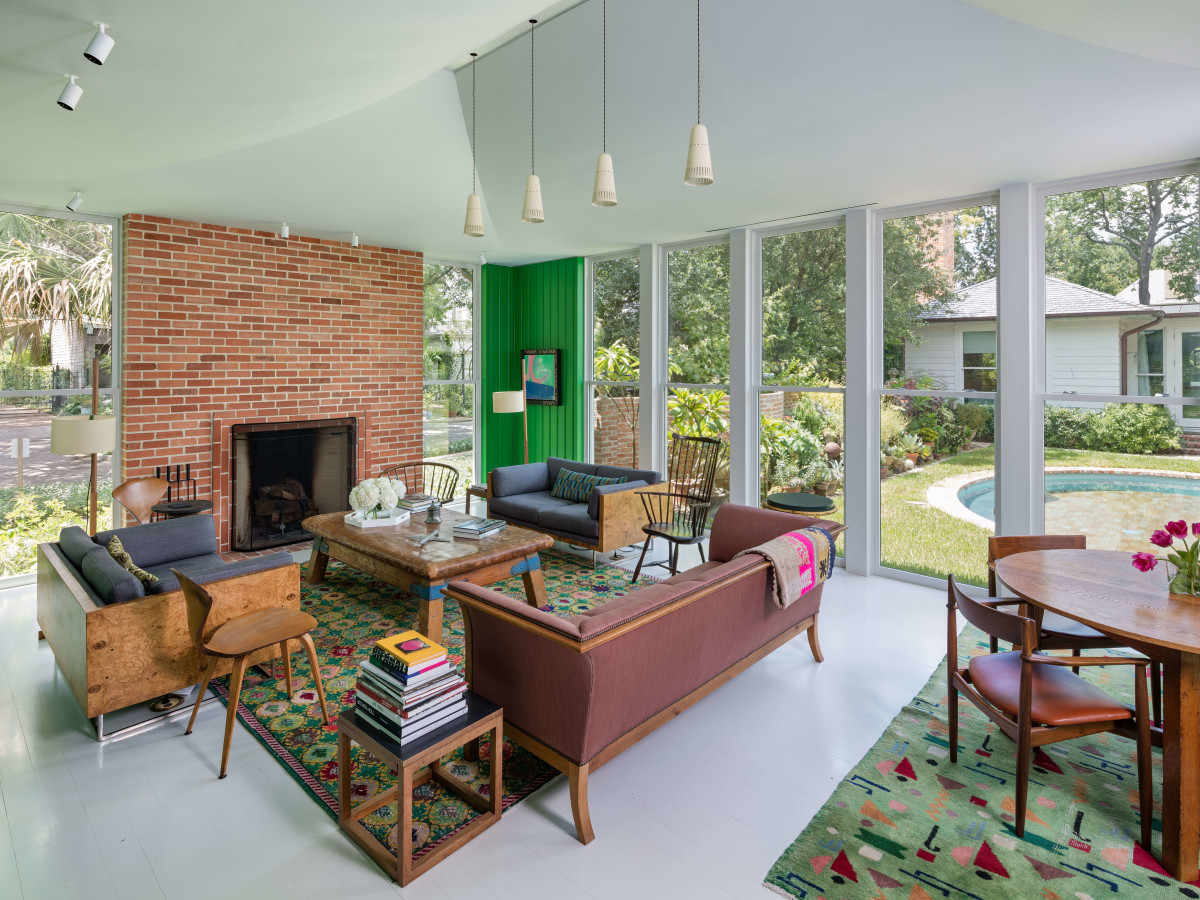 AIA Houston Home Tour 5 W. 11th Place, Dillon Kyle Architects: West Eleventh Place Residence