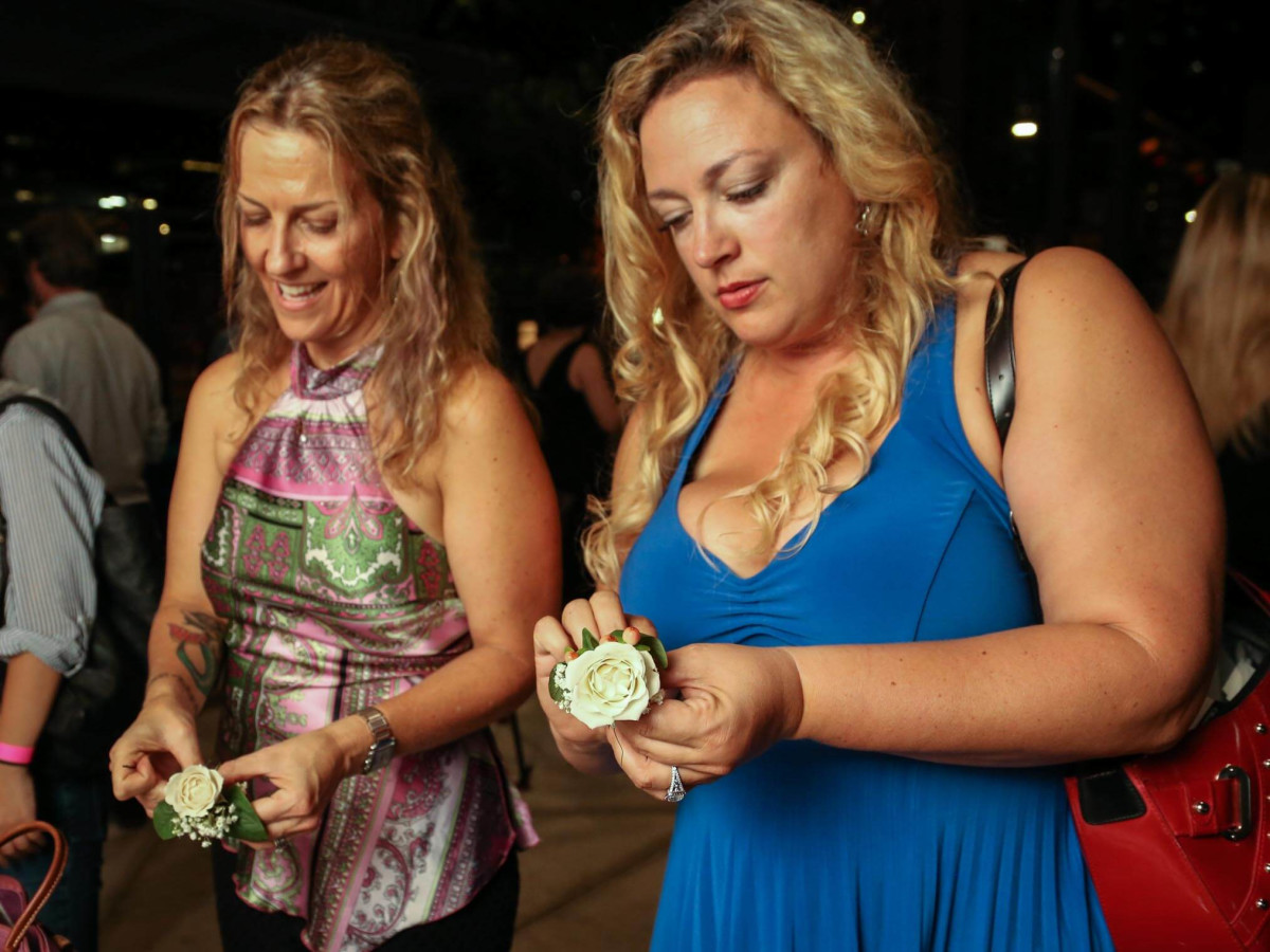 CultureMap Social Top Texans Under 30 Austin Learnshop Flower Bar Mia Roldan Beth Coffey