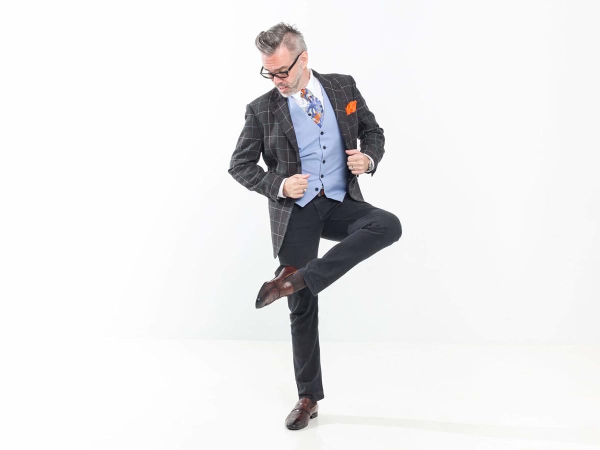 Michael Pearce Stylemaker winner