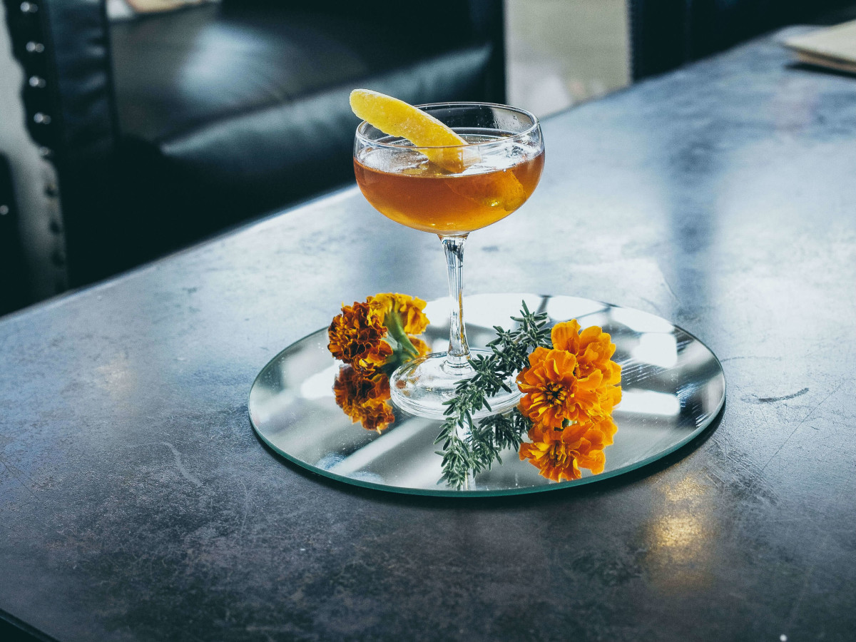 Paramour Six to Midnight cocktail