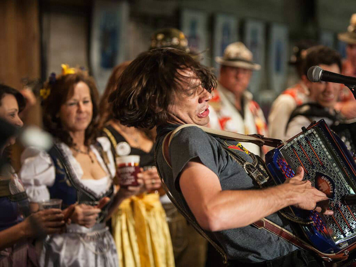 Wurstfest accordion music New Braunfels Oktoberfest