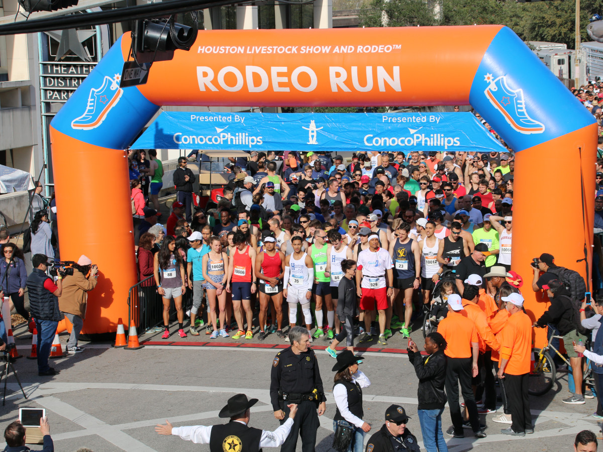 ConocoPhillips presents 2017 Rodeo Run