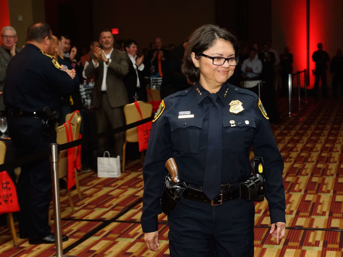 K9s4COPs Unleashed Gala, Martha Montalvo