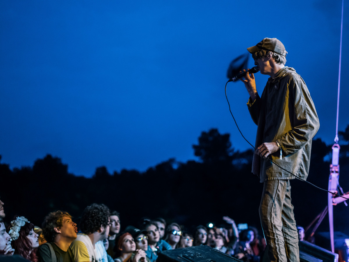 Sound on Sound Fest 2016 Deerhunter