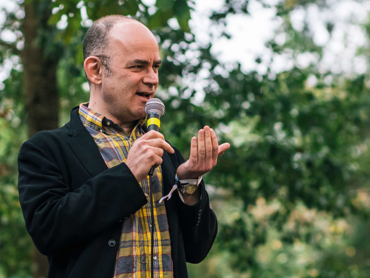 Sound on Sound Fest 2016 Todd Barry
