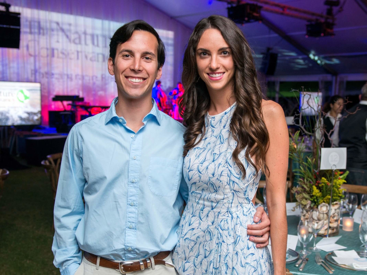 Toast the Coast/William and Kimberly Farley, Nature Conservancy Gala