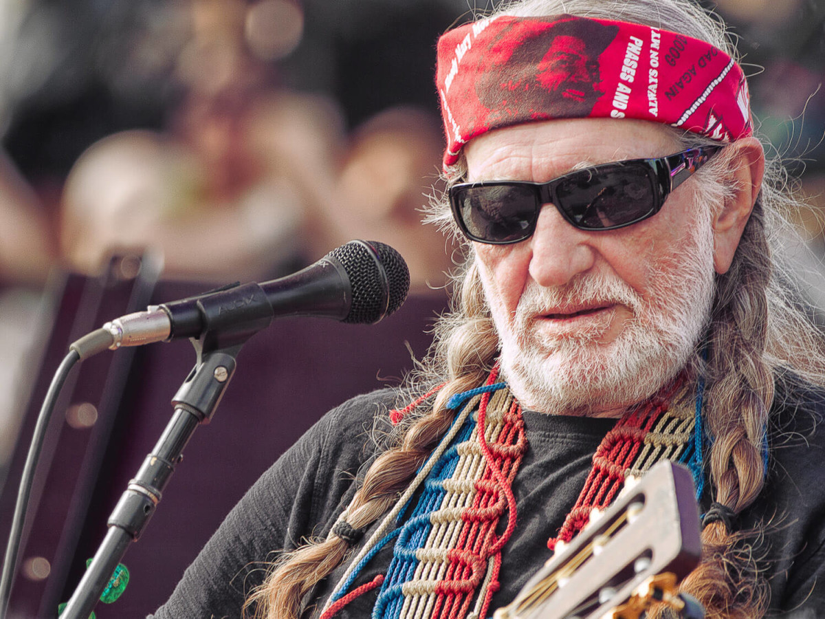 Summer Fest, June 2012, Willie Nelson