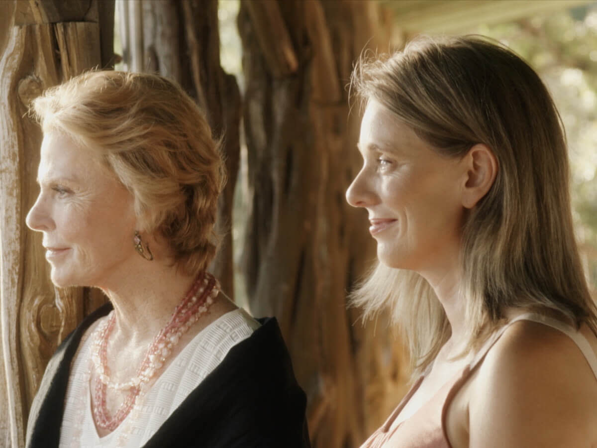 Three Days in August - Maureen(Mariette Hartley) and Shannon(Mollie Milligan)