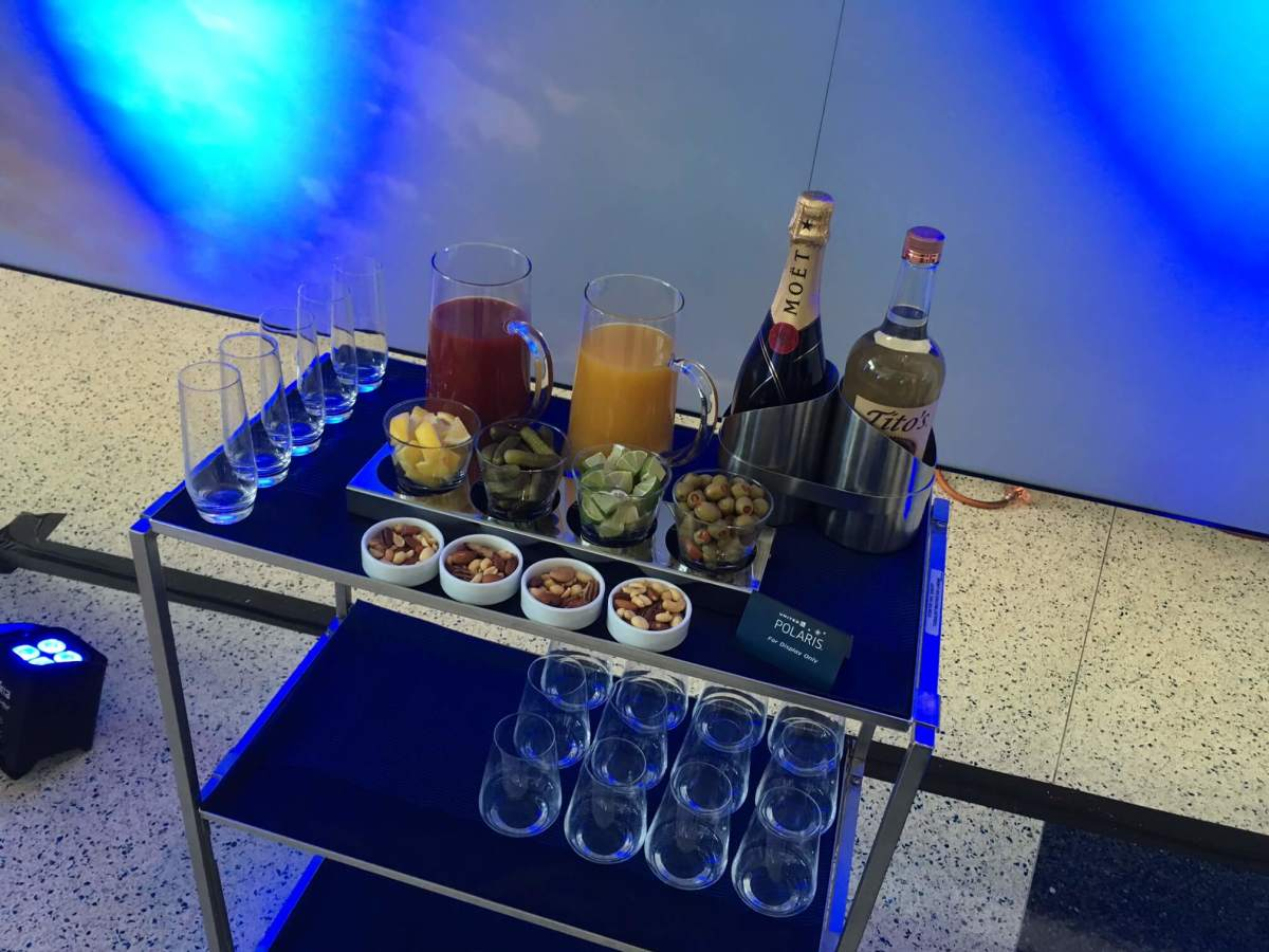 United Polaris Bloody Mart cart