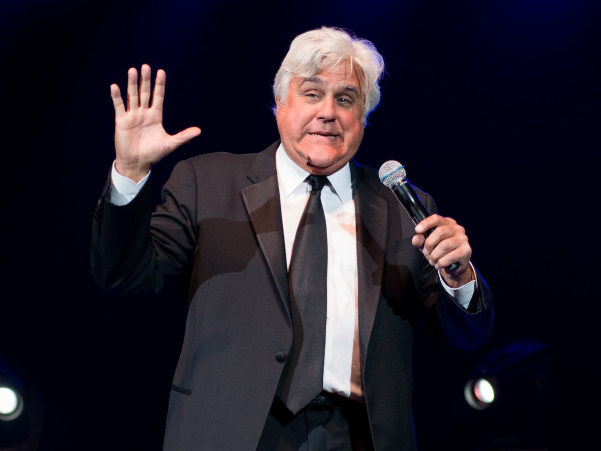 News, Shelby, Alley gala, May 2015 Jay Leno