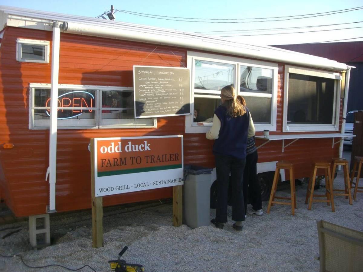 Austin Photo: Places_Food_Odd_Duck_Farm_to_Trailer