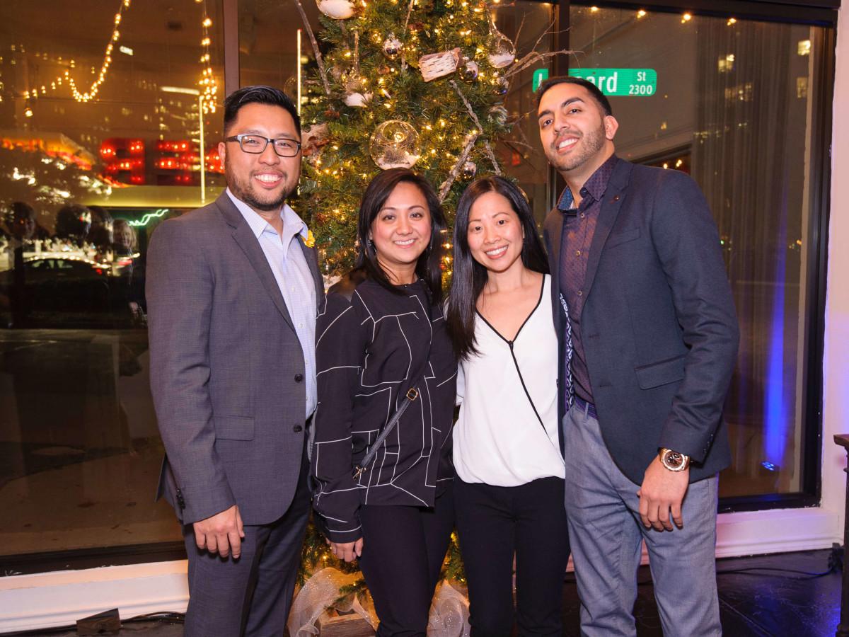Thai Truong, My Hong, Sarah Shin, Navid Razi