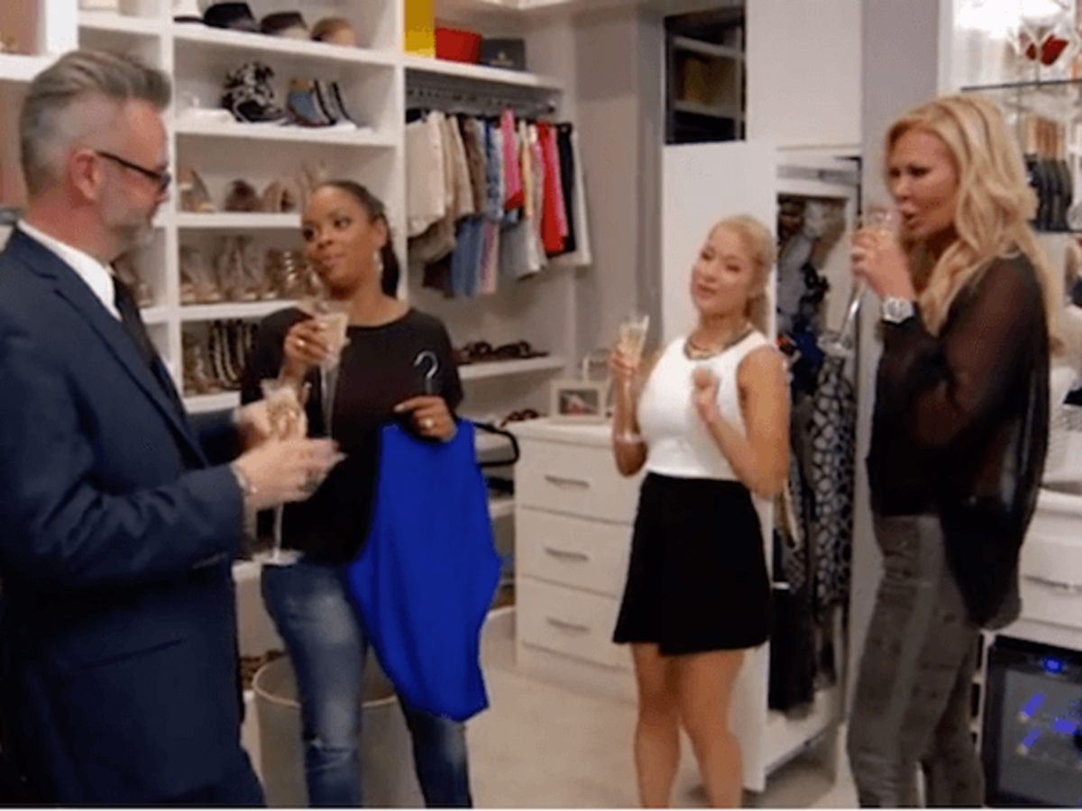 Married to Medicine Houston episode 7 Theresa Roemer closet