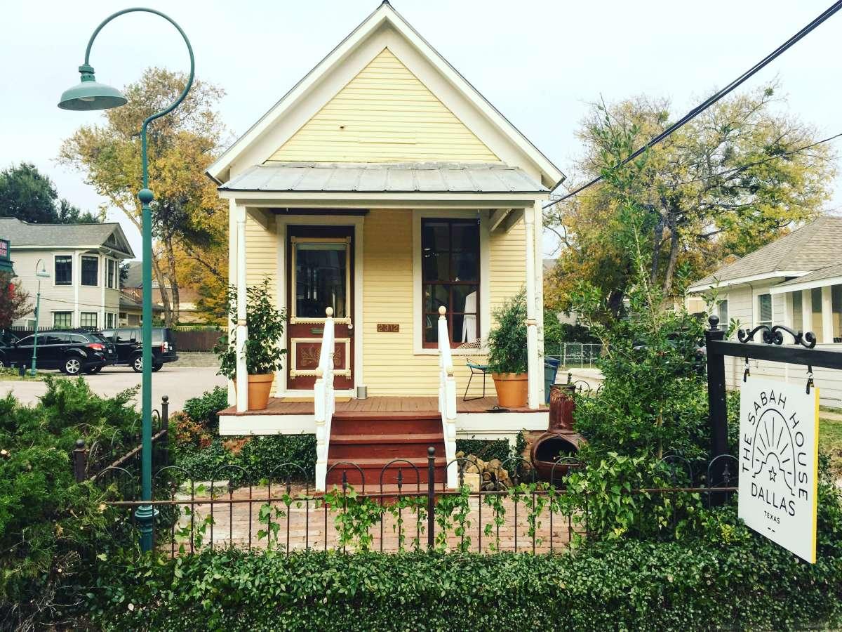 The Sabah House