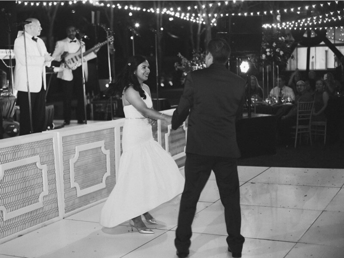 Jared + Diana first dance