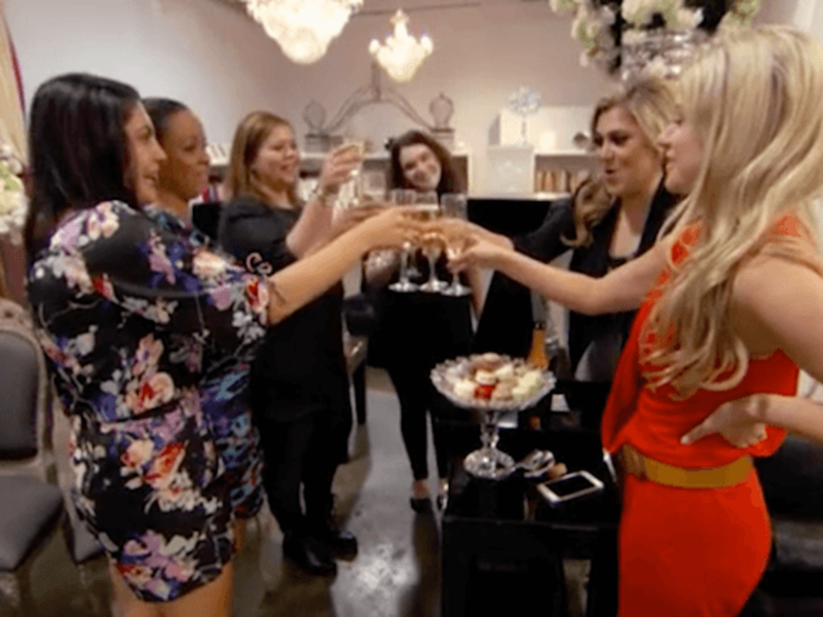 Married to Medicine Houston episode 8 champagne