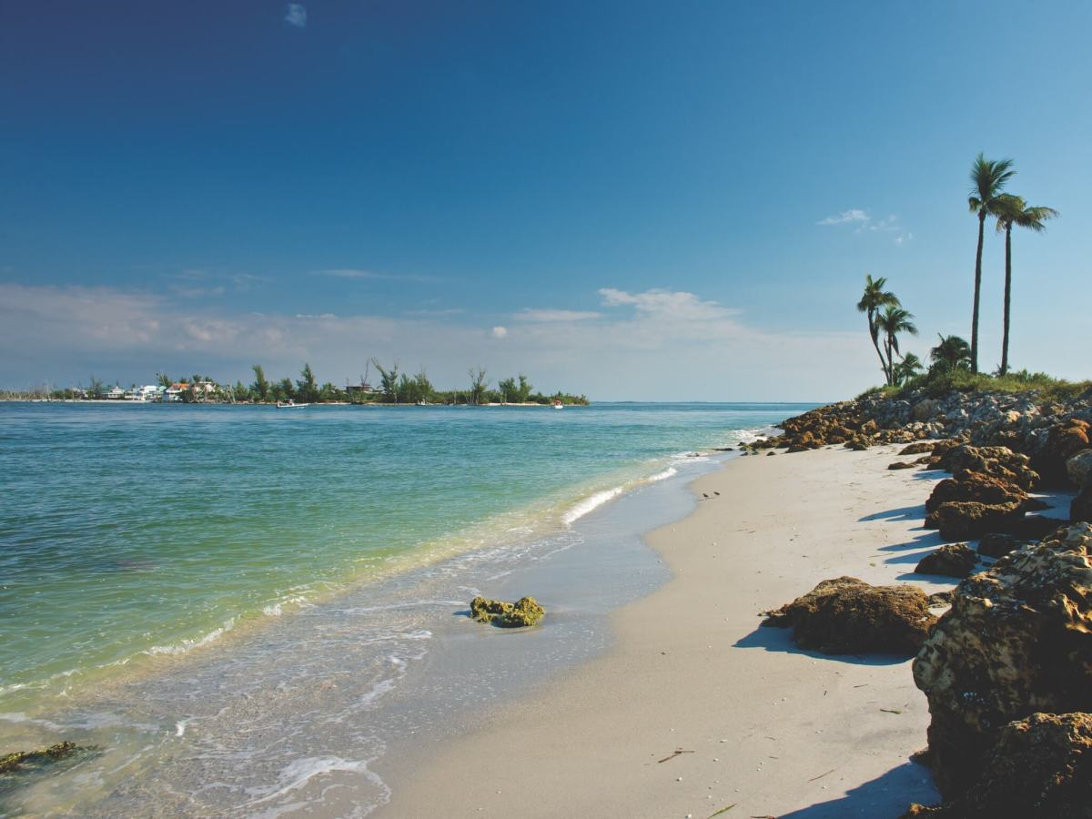 Captiva Island, the beaches of Fort Myers and Sanibel Florida