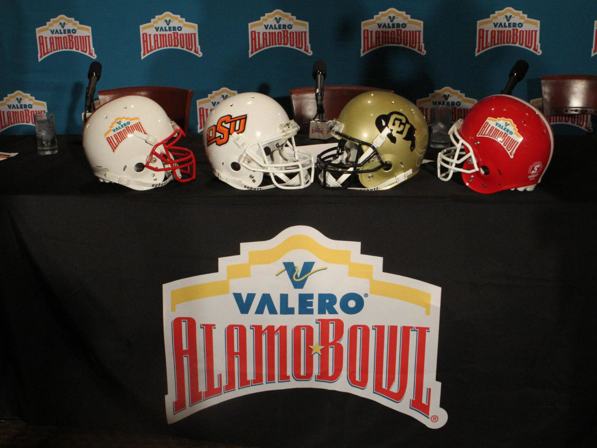 Valero Alamo Bowl 2016
