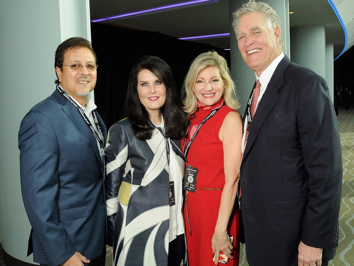Smart Financial Centre, Fred Torres, Sandra Torres, Peggy Stirman, Greg Stirman