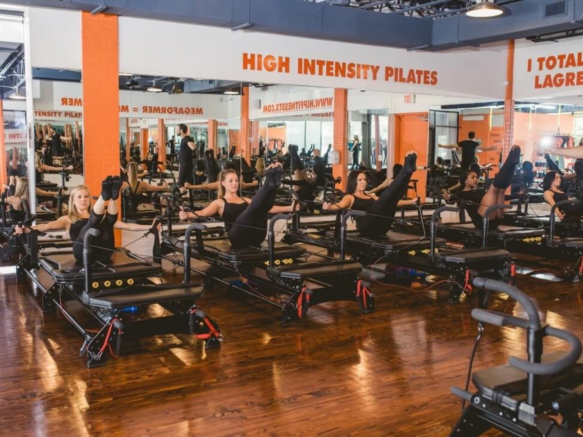 High Intensity Pilates Adds Calorie Burning Cardio To Stretch