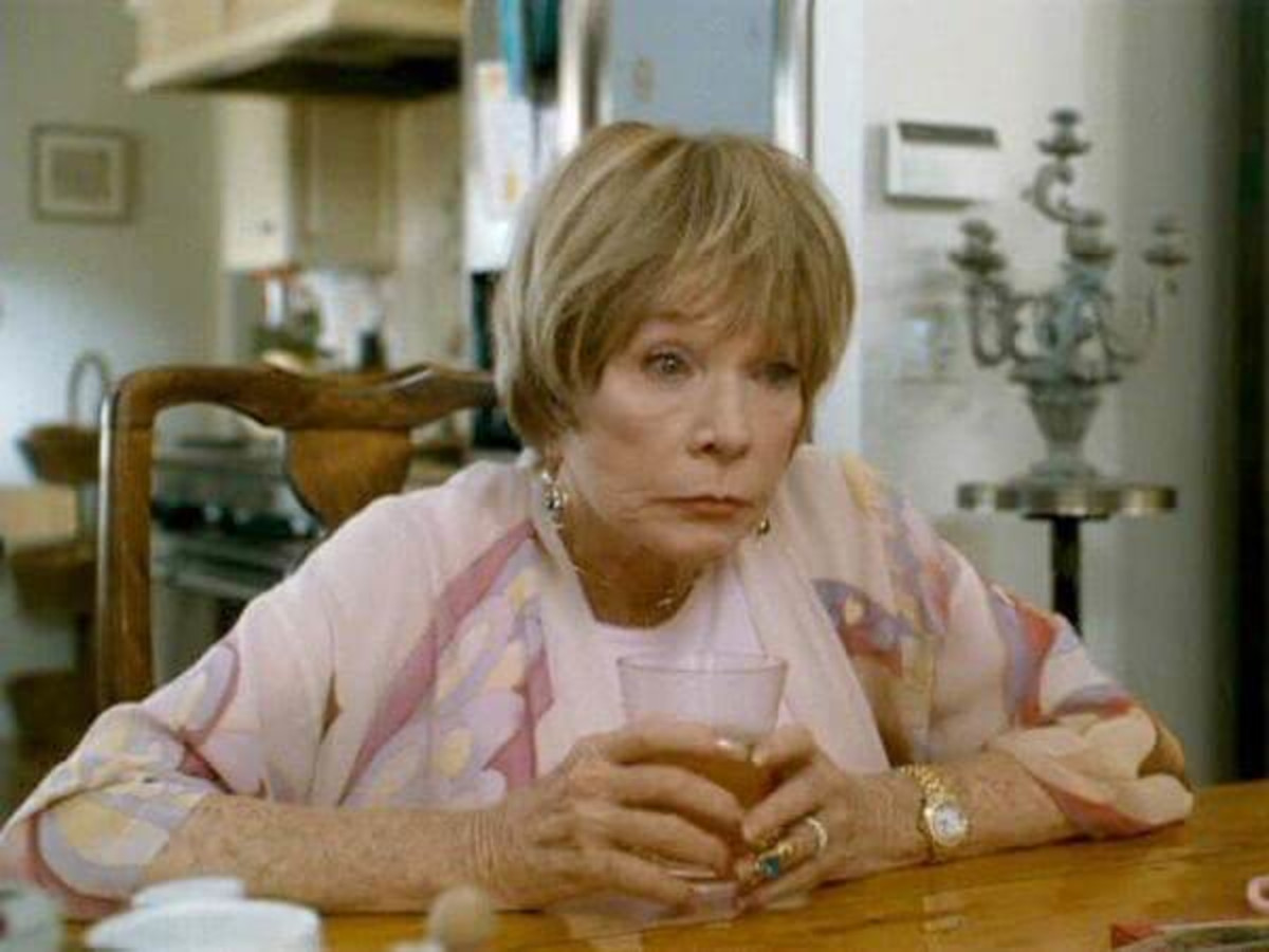 Shirley MacLaine in The Last Word at Sundance Film Festival