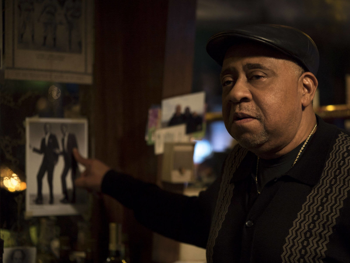Barry Shabaka Henley in Paterson