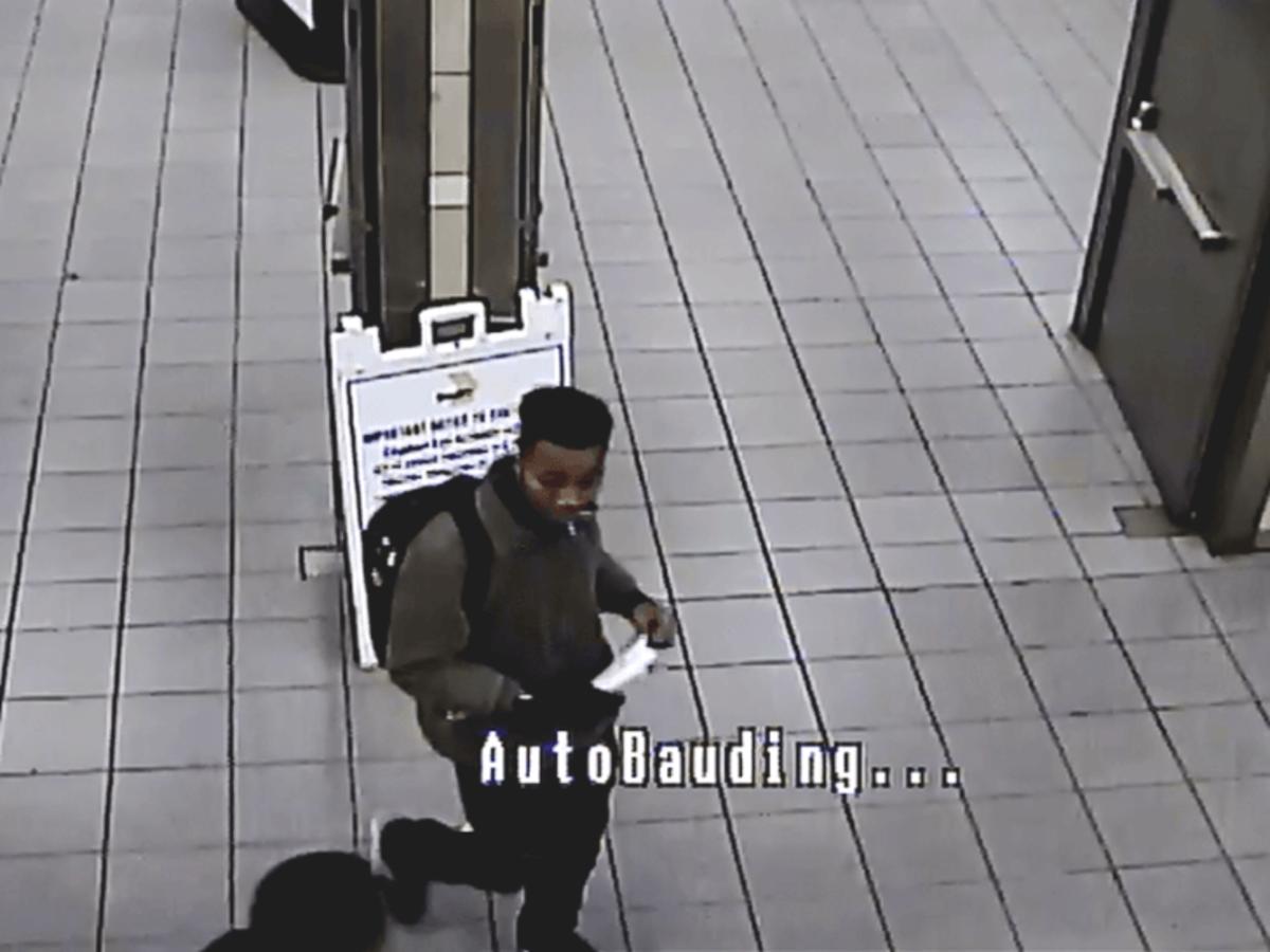 Target suspects Derek Whitener