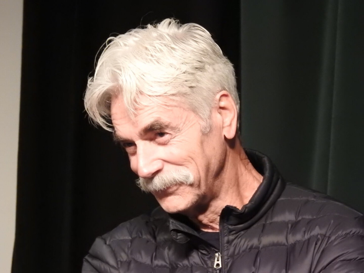 Sam Elliott at Sundance Film Festival 2017